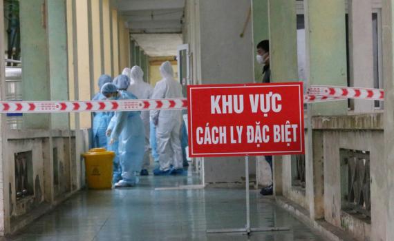 Bệnh nhân nhiễm COVID-19 thứ 11 tại Việt Nam tử vong do biến chứng suy hô hấp cấp nặng