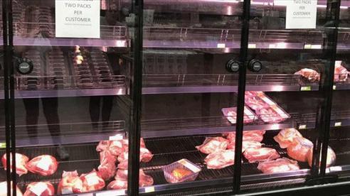 Người dân Australia 'càn quét' các siêu thị mua thực phẩm trong mùa dịch Covid-19
