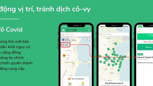 Đà Nẵng giới thiệu ứng dụng 'bản đồ COVID-19'