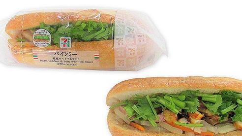Bánh mì Việt Nam bất ngờ xuất hiện trên kệ của hệ thống 7-Eleven tại Nhật Bản với giá tận 80k đồng/ổ, dân mạng cầu mong 'chỉ cần giống 70% bản gốc là được'