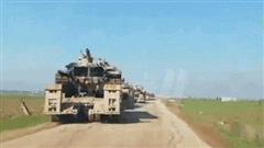 QĐ Syria tấn công dồn dập, 'sào huyệt' phiến quân sắp sụp đổ: Thổ Nhĩ Kỳ có hành động lạ