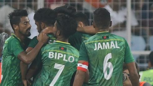 11 tuyển thủ Bangladesh dương tính với COVID-19