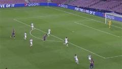 Pha solo qua 6 đối thủ ghi bàn khó tin giúp Messi thiết lập kỷ lục ngay cả Ronaldo cũng phải 'ngước nhìn'