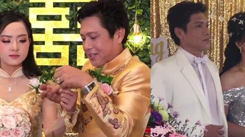 Vợ kém 29 tuổi của nghệ sĩ Trọng Nghĩa: 'Chồng tôi có hai lần ghen chấn động'