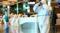 Singapore dùng thiết bị điện tử để 'giám sát' du khách