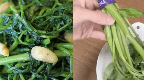 Thanh niên lên mạng than ở Nhật bó rau muống 6 cọng giá 65k, dân mạng an ủi: Thôi về đây cho ăn free cả vườn!