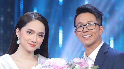 Người yêu mới Hương Giang chính thức lên tiếng nghi vấn 'gạ tình' trên Tinder