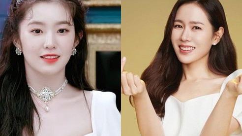 Irene xinh như tiểu thư quý tộc, 'át vía' cả chị đẹp Son Ye Jin khi diện chung váy