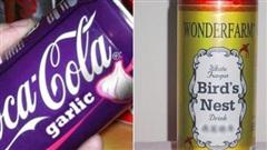 12 loại đồ uống gây tranh cãi nhất thế giới vì hương vị 'hiểu chết liền', nước yến của Việt Nam cũng góp mặt