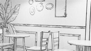Xuất hiện quán cafe truyện tranh ở Sài Gòn
