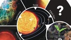 Đã phát hiện loạt thiên thể lạ mang sự sống tới Trái Đất