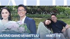 Mới công khai 5 ngày, Hương Giang và Matt Liu đã gặp liên hoàn sóng gió: 2 chữ 'tình cũ' và 'miệt thị' đủ bao trọn drama Vbiz