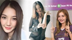 Nữ chủ tịch mới của bóng đá Thái Lan: Xinh đẹp, nóng bỏng và kiếm tiền siêu đỉnh