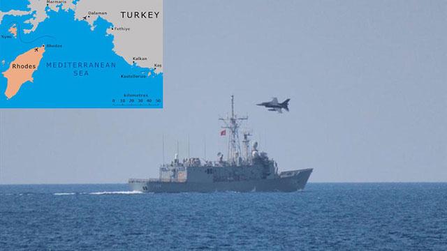Trước 'hành động kép' của Thổ Nhĩ Kỳ, Hy Lạp hành động khẩn: Địa Trung Hải nóng rẫy!
