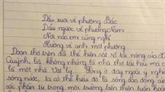 Yêu cầu phân tích bài thơ Sóng, nữ sinh có màn cua cực gắt khiến ai đọc xong cũng phải phục lăn độ sáng tạo