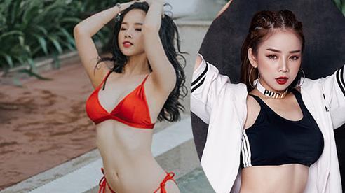 Danh tính nữ DJ nóng bỏng gây sốt tại 'Rap Việt'