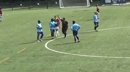 Trọng tài bị đấm tàn nhẫn, FA mạnh tay trừng trị kẻ thủ ác