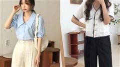 Hot girl 1m55 xứ Hàn hướng dẫn chị em cách mix đồ 'cơi nới' chiều cao chỉ với 1 dáng quần quen mặt