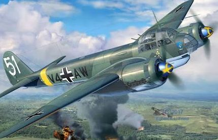 Top 5 máy bay ném bom khủng khiếp nhất lịch sử