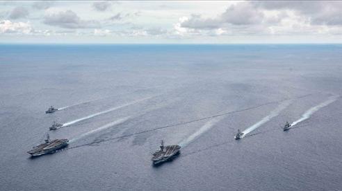 Trung Quốc ra lệnh cho binh sĩ không được nổ súng trước vào tàu chiến, máy bay Mỹ trên Biển Đông