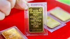 Giá vàng chiều nay bất ngờ đảo chiều bật tăng mạnh lên 57 triệu đồng/lượng