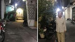 Để quên xe máy cả đêm ngoài cửa, sáng hôm sau chàng trai rưng rưng vì cảnh tượng trước mắt