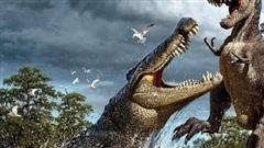 Sốc với 'quái vật' ăn khủng long, răng bằng trái chuối, con cháu còn tồn tại