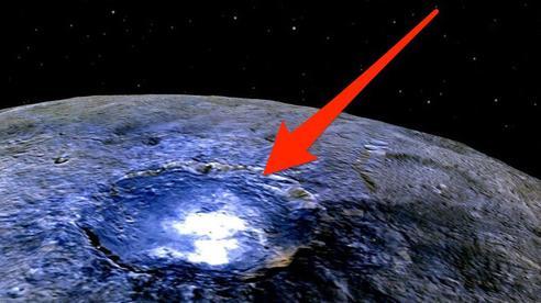 Phát hiện đột phá trên hành tinh lùn Ceres: Khiến giới thiên văn học phải thay đổi tư duy mãi mãi