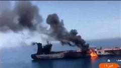 NÓNG: Bộ chỉ huy Mỹ CENTCOM xác nhận Iran đột kích bắt giữ một tàu dầu - Căng thẳng tột độ