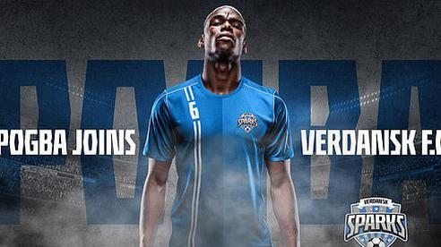 Bất ngờ công bố bến đỗ mới, Pogba khiến CĐV Man United một phen 'náo loạn'