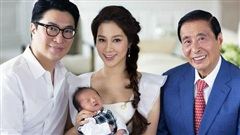 Nhị thiếu gia của tỷ phú giàu nhất Hồng Kông: Trình độ học vấn không cao, thường xuyên đến hộp đêm, sinh 4 con liên tục để lấy lòng bố