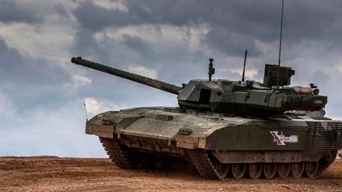 Tăng Australia muốn 'tấn công' T-14 Armata từ cự ly vài km