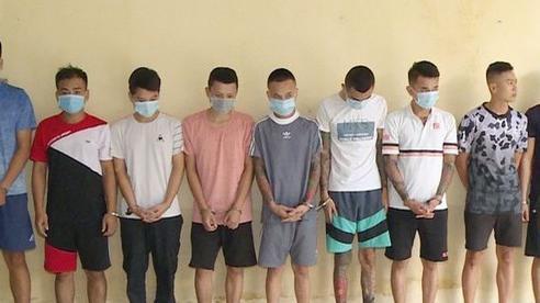 20 thanh niên 'hỗn chiến', nổ súng gây náo loạn biển Sầm Sơn