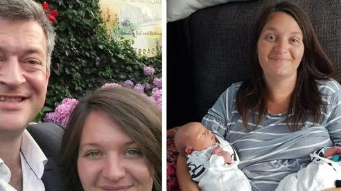 Giữ lời hứa sẽ sinh con cho người chồng đã mất từ 3 năm trước vì ung thư, cô vợ hạ sinh 2 bé trai kháu khỉnh khiến ai cũng ngỡ ngàng