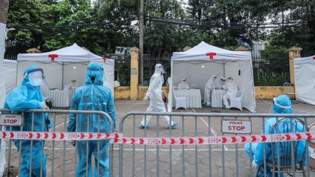 Thêm 20 ca mắc Covid-19 mới, Việt Nam có tổng 950 ca nhiễm