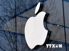 Công ty Facebook tham gia cuộc chiến pháp lý chống Apple