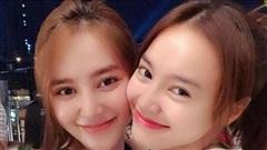 Xuất hiện chị em 'sinh đôi' của Ninh Dương Lan Ngọc