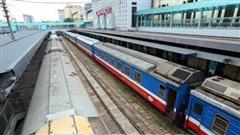 Đường sắt tạm dừng đón, trả khách tại ga Hải Dương để phòng dịch COVID-19