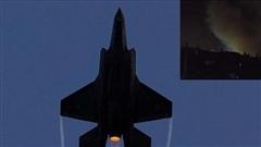 NÓNG: Tiêm kích, UAV Israel hủy diệt mục tiêu Hamas, hải quân 'khóa chết' Dải Gaza