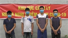 Khởi tố vụ án đưa người nước ngoài vượt biên trái phép vào Việt Nam để đi nước thứ ba