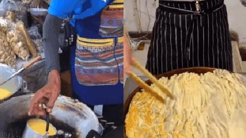 Những người bán đồ ăn đường phố có tuyệt kỹ nấu nướng như… ninja, xem mà lác mắt với tay nghề quá điêu luyện