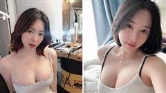 Bỏ nghề ca sĩ chuyển sang streamer, nàng hot girl Hàn Quốc tiết lộ cuộc sống nhàn hơn rất nhiều, chỉ lên sóng ngồi cười, ăn mặc gợi cảm là được cả rổ donate
