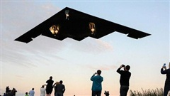 Áp sát biên giới Trung-Ấn, 'bóng ma' B-2 của Mỹ có thể đánh bại phòng không Trung Quốc?