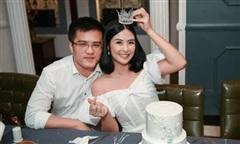 Ngọc Hân tổ chức tiệc kỷ niệm 10 năm đăng quang Hoa hậu Việt Nam bên hôn phu và gia đình