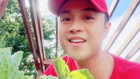 Khoe làm vườn trong biệt thự triệu đô ở Mỹ, Nhật Tinh Anh khiến fan choáng ngợp vì căn nhà không khác gì resort