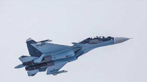 'Hổ mang chúa' Su-30 của Nga lột xác khi được trang bị tên lửa không đối đất 'siêu khủng'