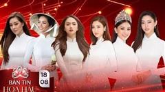 Dàn hoa hậu Việt diện áo dài trắng nền nã: Hương Giang - H'Hen Niê - Tiểu Vy - Khánh Vân xinh đẹp rạng ngời