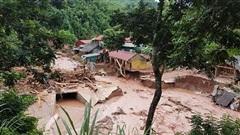Miền núi phía Bắc có nguy cơ mưa lũ lớn như Trung Quốc