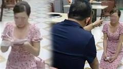 Triệu tập chủ quán Nhắng Nướng bắt nữ khách hàng quỳ gối, chửi bới kiểu giang hồ vì dám 'bóc phốt' đồ ăn có sán