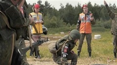 Nga diễn tập quân sự quy mô lớn